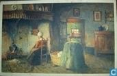 "Ansichtskarten  - Schilderijen - ""Middagrust"""