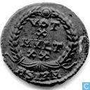 Roman Empire, Sirmium of Emperor Julian II AE3 Kleinfollis 362