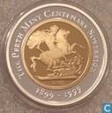 Australien Dollar 100 1999