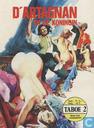 Comics - Drie musketiers, De [Dumas] - D' Artagnan en de koningin
