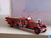 Ahrens-Fox Quad Fire Engine