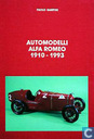 Automodelli Alfa Romeo 1910 - 1993
