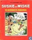 Comics - Suske und Wiske - De geverniste zeerovers