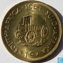 South Africa 1 cent 1964