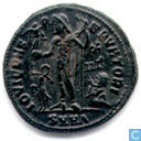Romeinse Keizerrijk Heraclea AE3 Kleinfollis van Keizer Licinius II 321-324