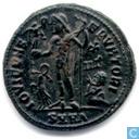 Heraclea Roman Empire of Emperor Licinius II AE3 Kleinfollis 321-324