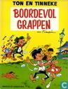 Bandes dessinées - Modeste et Pompon - Boordevol grappen
