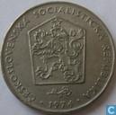 Tchécoslovaquie 2 koruny 1974