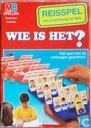 Board games - Wie is het - Wie is het Reisspel