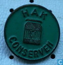 Hak conserven [groen]