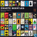 Zwarte Beertjes / Book Cover Designs by Dick Bruna