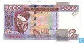 Guinee 5000 Francs