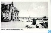 Veerhuis met Waalgezicht ca 1912