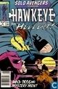 Solo Avengers - Hawkeye and Hellcat!