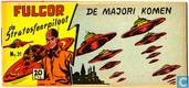 Strips - Fulgor - De Majori komen
