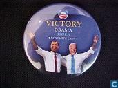 Victory Obama - Biden november 4, 2008