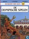 Strips - Alex [Martin] - De Olympische Spelen