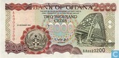 Ghana 2.000 Cedis 1996