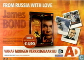 20100305 De ultieme collectie James Bond - From Russia with Love