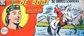 Strips - Rode Adelaar, De - De onrustzaaiers