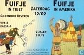 Fuifje in Tibet - Fuifje in Amerika