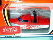 Model cars - Matchbox - Police Launch 'Coca-Cola'