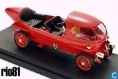 Alfa Romeo 40-60 HP Ricotti Cabriolet 1915