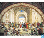 Raffaello: The School of Athens