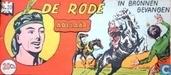 Comic Books - Rode Adelaar, De - In bronnen gevangen