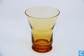 Libel Waterglas amber