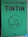 Tintin Le jeu de l'oie du journal 1959
