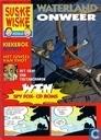 Comic Books - Suske en Wiske weekblad (tijdschrift) - 1999 nummer  41