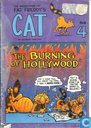 The burning of Hollywood