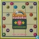 Kleuren Sudoku - 125 jaar Connexxion