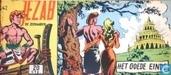 Comic Books - Jezab - Het goede einde
