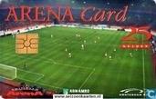 Arena Betaalkaart