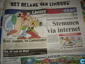 Unieke Asterix-krant