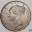 United Kingdom 1/3 farthing 1844
