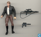Bespin Han Solo (With Heavy Assault Rifle and Blaster)