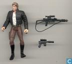 Bespin Han Solo - Heavy Assault Rifle, Pistol Blaster