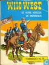 Comic Books - Wild West Tornado - De verre horizon + De mormonen