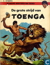 Bandes dessinées - Tounga - De grote strijd van Toenga