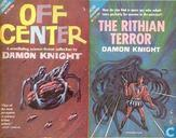 Boeken - Knight, Damon - Off Center + The Rithian Terror