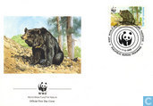 WWF-Collar Bear