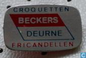 Beckers Deurne Croquetten Fricandellen