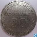 Boordgeld 50 cent 1947 SMN