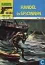 Comic Books - Krimi - Handel in spionnen