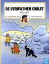 Comics - Tom Toedeloe - De verdwenen chalet