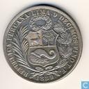 Pérou 1 Sol 1889