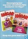 Strips - Hägar - De wereld is plat!